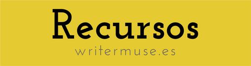 recursos writermuse.es