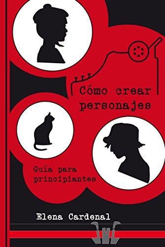 como crear personajes - elena cardenal - reseña writermuse - pack ebrolis 3ª edición